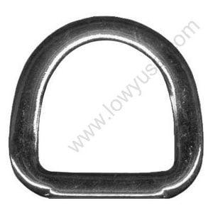 Flat D-Rings