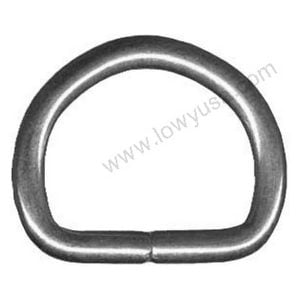 Non-Welded D-Rings
